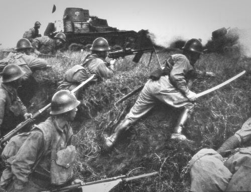 Second Sino-Japanese War Old Picz Second SinoJapanese War 1937