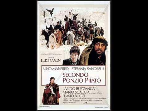 Secondo Ponzio Pilato Secondo Ponzio Pilato Angelo Branduardi 1987 YouTube
