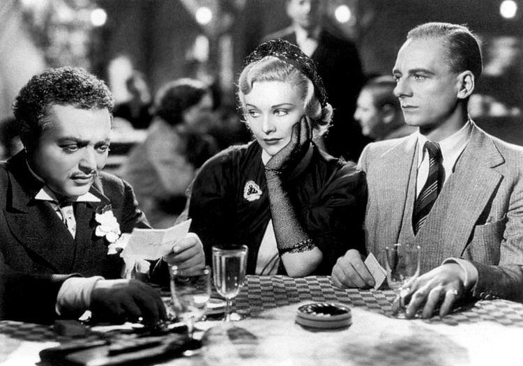 Secret Agent (1936 film) Secret Agent 1936