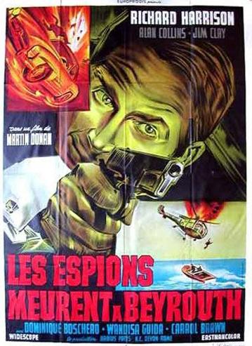 Secret Agent Fireball Secret Agent Fireball 1965 uniFrance Films