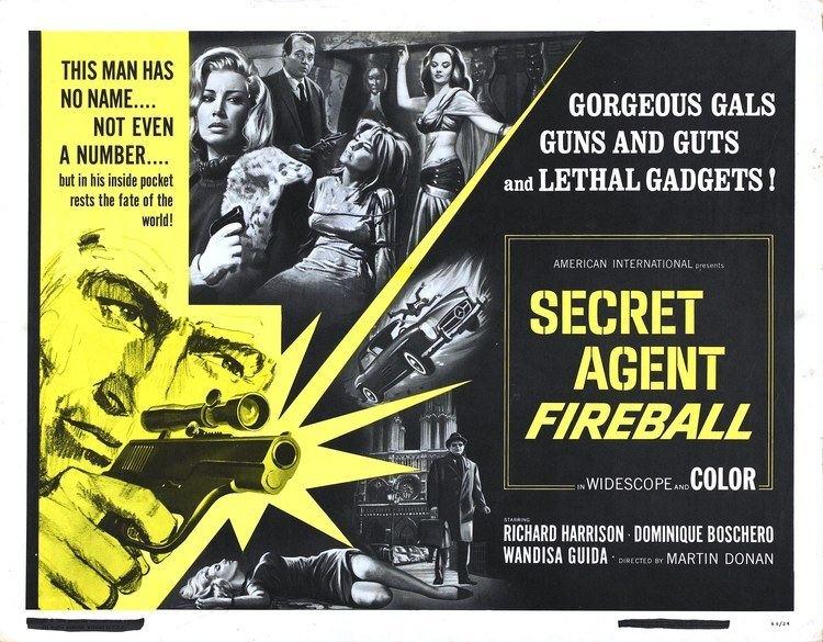 Secret Agent Fireball httpsiytimgcomvijCQbMTfG1gmaxresdefaultjpg
