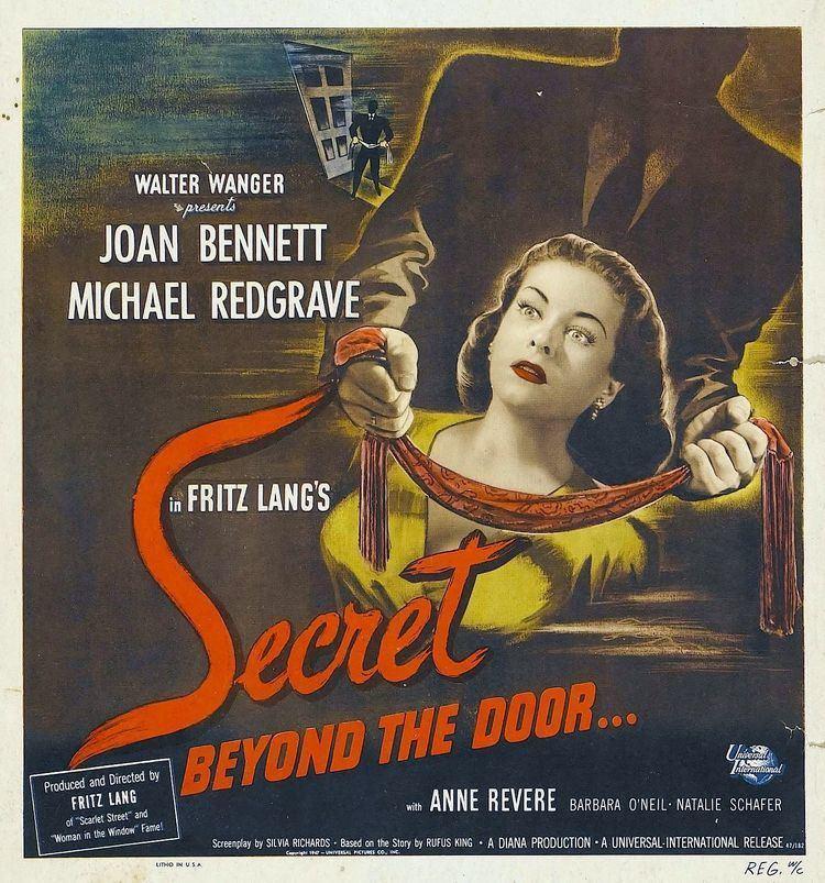 Secret Beyond the Door Secret Beyond the Door 1947 Film Noir of the Week