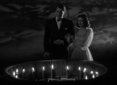 Secret Beyond the Door Images of the Day Joan Alone Joan Bennett in Fritz Langs Secret