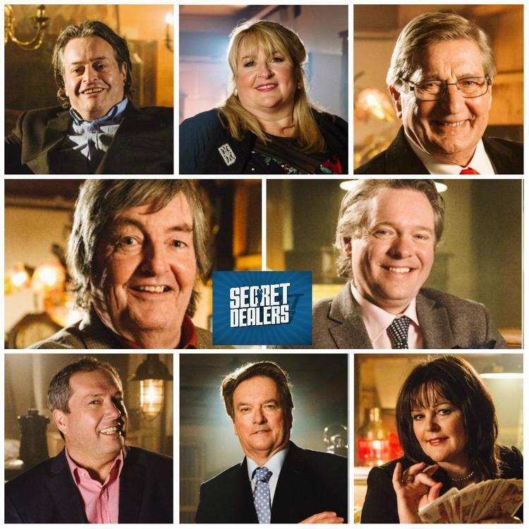 Secret Dealers Secret Dealers ITV SecretDealers Twitter