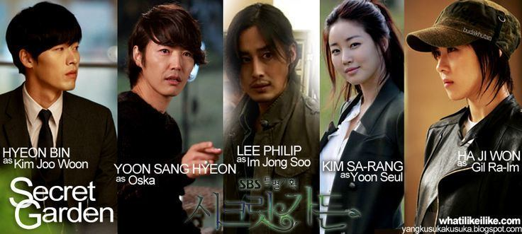 Secret Garden (South Korean TV series) - Alchetron, the free social