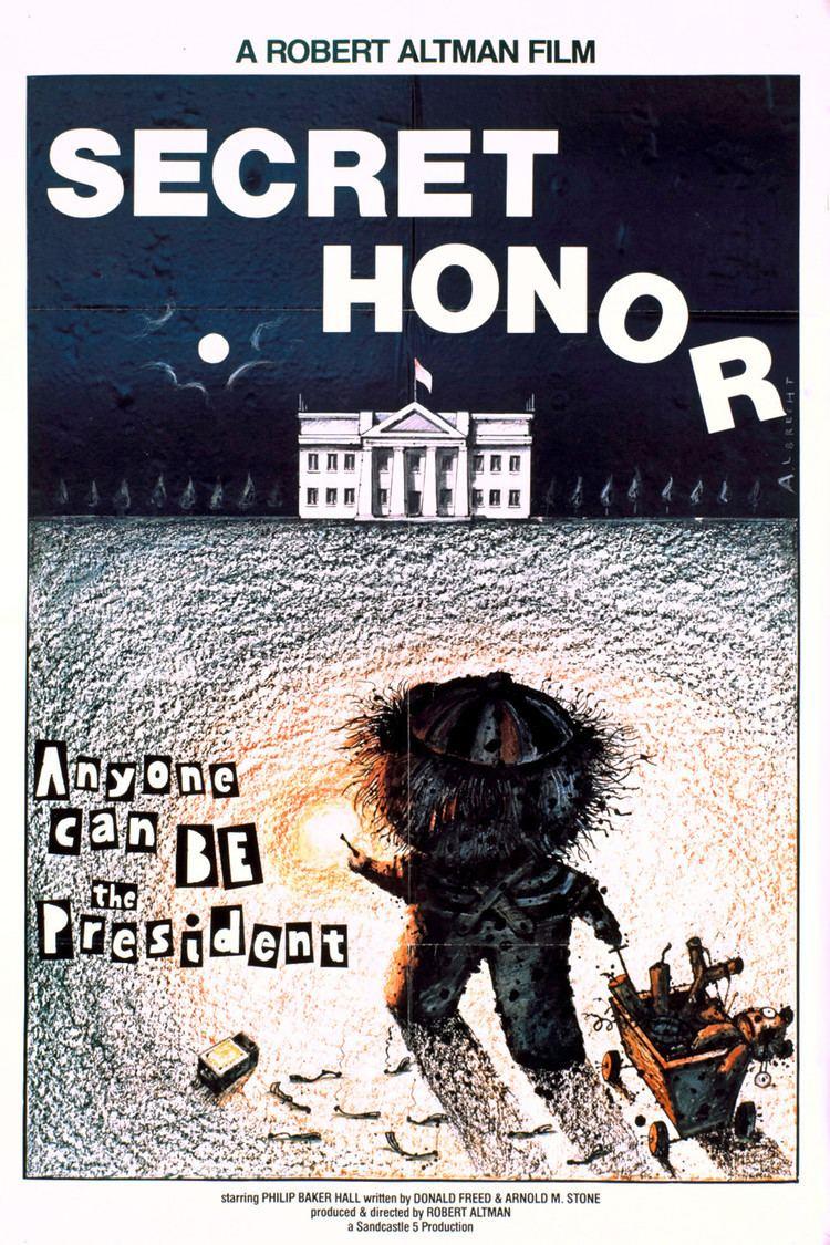 Secret Honor wwwgstaticcomtvthumbmovieposters44702p44702
