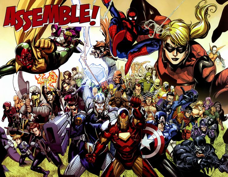 Secret Invasion Secret Invasion Story Arc Comic Vine