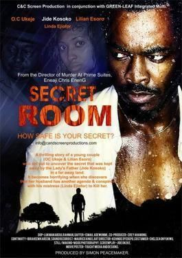 Secret Room movie poster