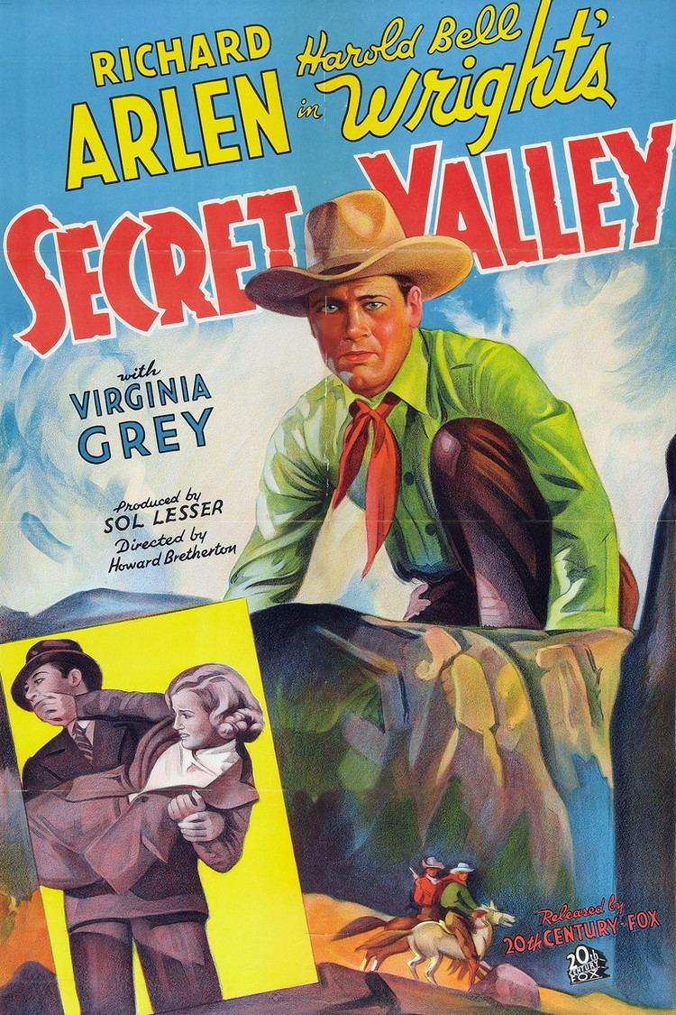 Secret Valley (film) wwwgstaticcomtvthumbmovieposters36741p36741