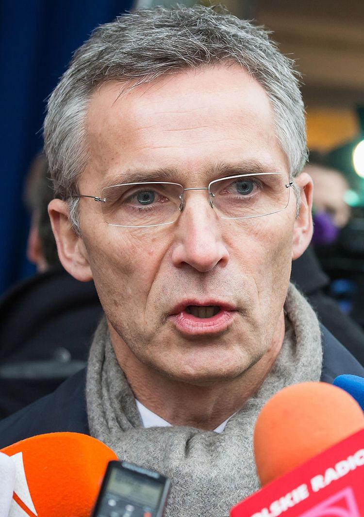 Secretary General of NATO