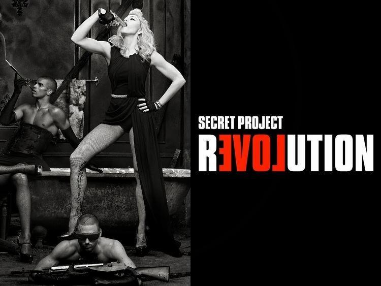 Secretprojectrevolution WE DONT VOGUE MADONNA STEVEN KLEIN SECRET PROJECT REVOLUTION