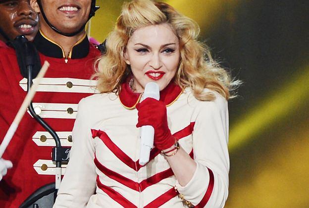Secretprojectrevolution movie scenes Madonna performs her MDNA tour in Miami Florida