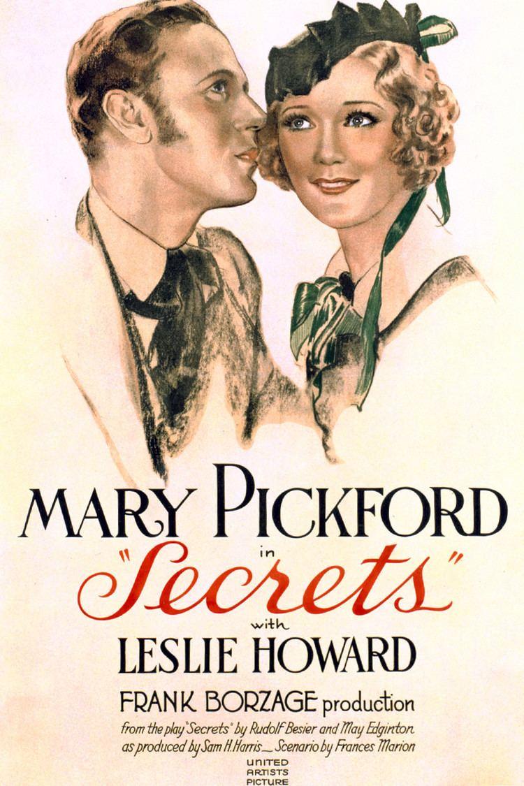 Secrets (1933 film) wwwgstaticcomtvthumbmovieposters42187p42187
