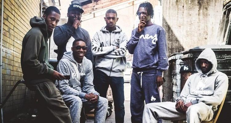 Section Boyz Section Boyz slam The Daily Mail for using their photo in a gang