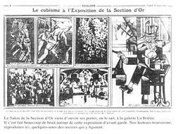 Section d'Or Puteaux Group WikiVisually