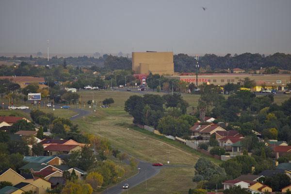 Secunda, Mpumalanga in the past, History of Secunda, Mpumalanga