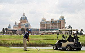 Secunda, Mpumalanga Graceland Golf Course Secunda Mpumalanga Secunda