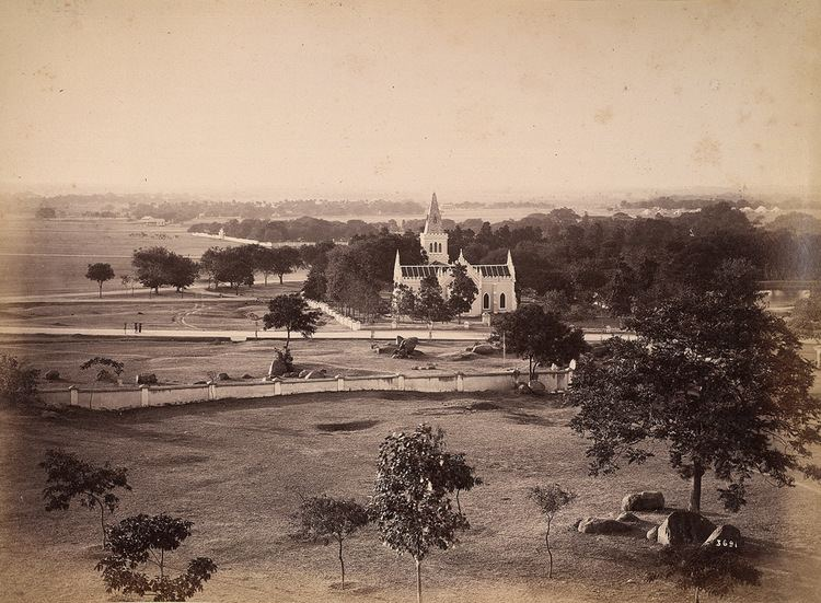 Secunderabad in the past, History of Secunderabad