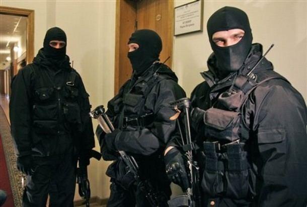 Security Service of Ukraine Kiev Ukraine News Blog SBU Targets Opposition In Ukraine