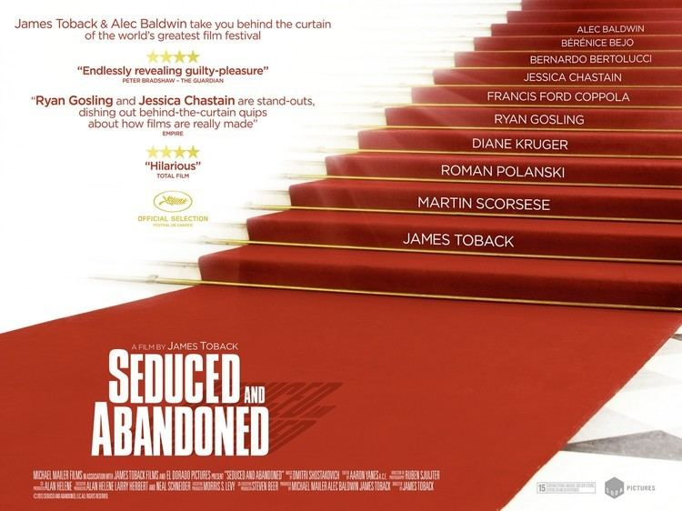 Seduced and Abandoned (2013 film) Seduced and Abandoned Extra Large Movie Poster Image IMP Awards