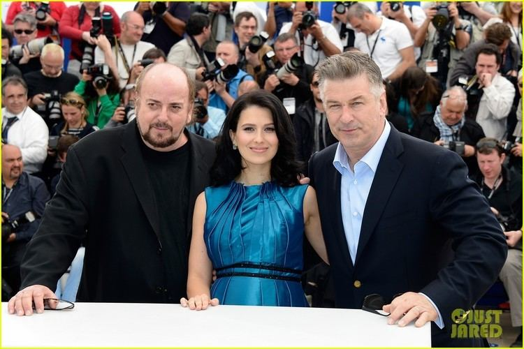 Seduced and Abandoned (2013 film) Alec Hilaria Baldwin Cannes Seduced and Abandoned Photo Call