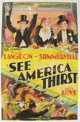 See America Thirst Going To The Movies See America Thirst 1930