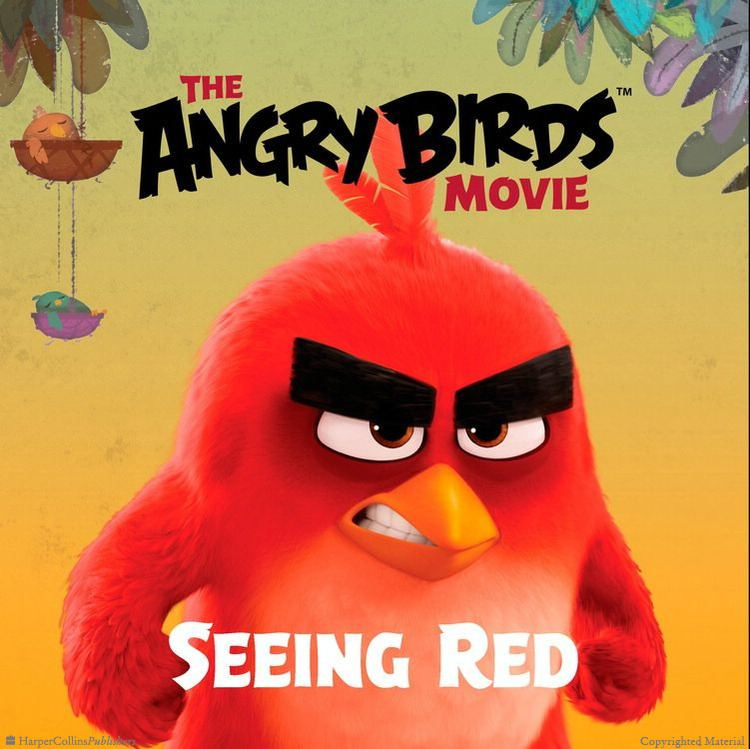 Seeing Red (1992 film) The Angry Birds Movie Seeing Red Sarah Stephens Paperback
