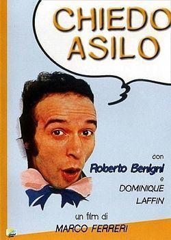 Seeking Asylum (film) Chiedo Asilo Wikipdia a enciclopdia livre