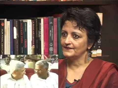 Seema Mustafa Seema Mustafa on the Third Front and 2009 Lok Sabha