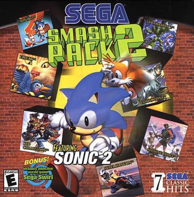 Sega Smash Pack Sega Smash Pack 2 Game Giant Bomb