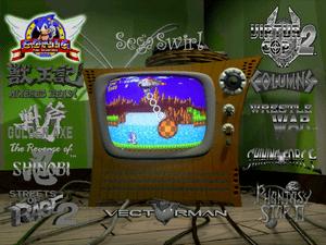 Sega Smash Pack Sega Smash Pack Volume 1