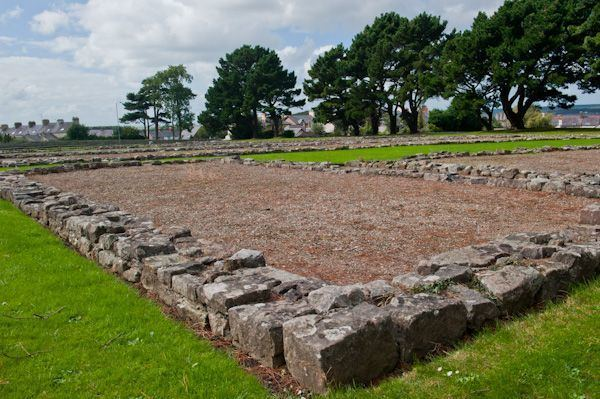 Segontium Segontium Roman Fort History Travel and accommodation information