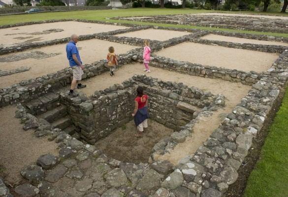 Segontium Segontium Roman Fort