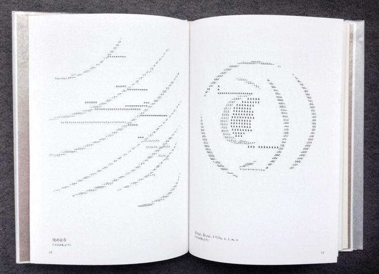 Seiichi Niikuni Seiichi Niikuni Concrete Poetry Pagina