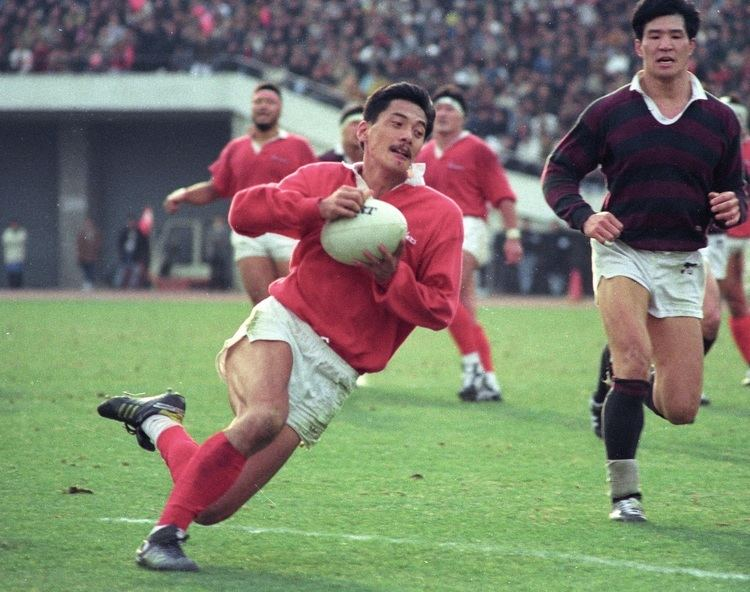 Seiji Hirao Mr Rugby Hirao passes away at age 53 The Japan Times