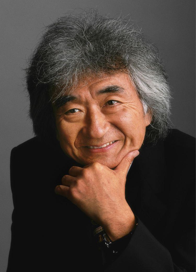 Seiji Ozawa Seiji Ozawa conductors Biography Productions