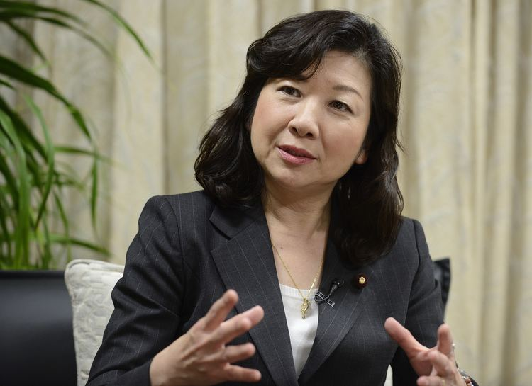 Seiko Noda Top Japan Female Lawmaker Urges Women to 39Be Visible