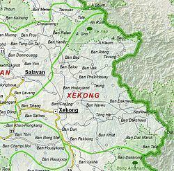 Sekong Province Wikipedia