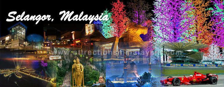 Selangor Tourist places in Selangor