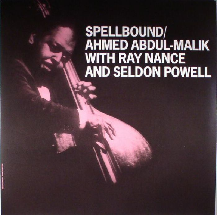 Seldon Powell Ahmed with RAY NANCE ABDUL MALIK SELDON POWELL Spellbound vinyl at