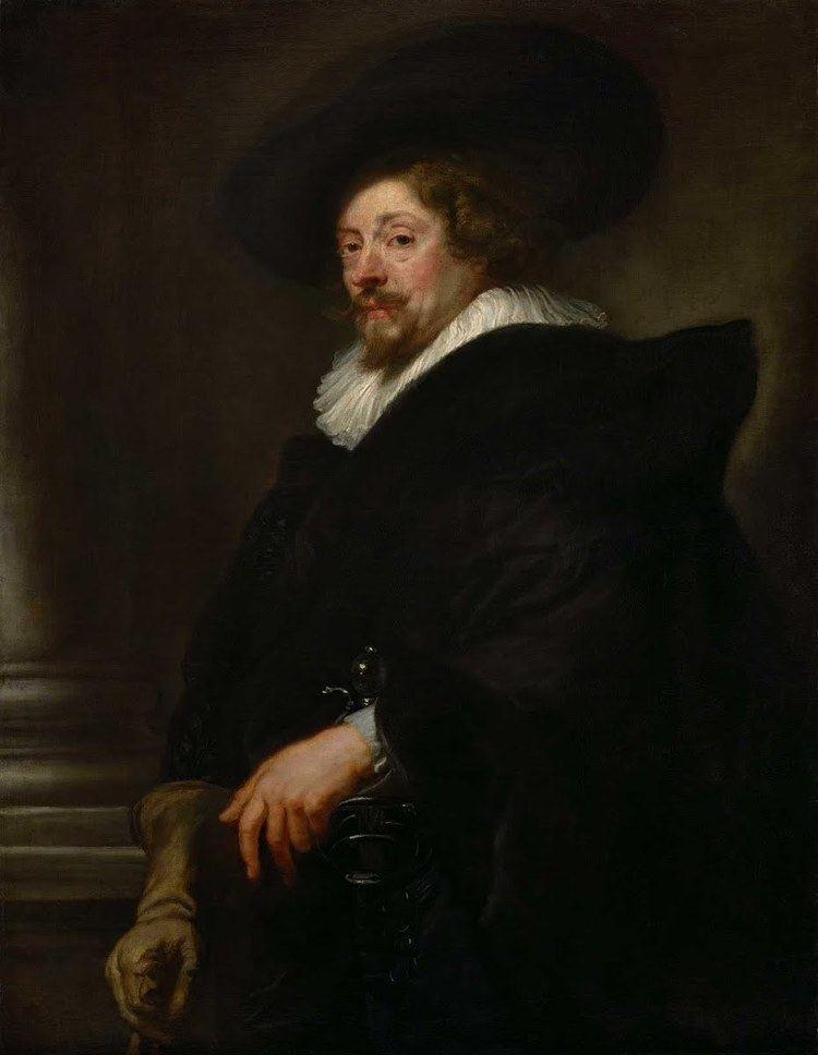 self portrait rubens 1638 1639 alchetron the free social
