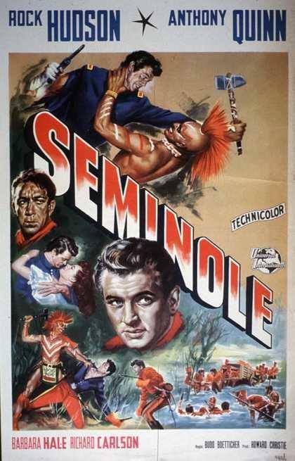 Seminole (film) Seminole 1953 FilmTVit