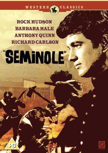 Seminole (film) Amazoncom Seminole Western Classics DVD 15 Rock Hudson