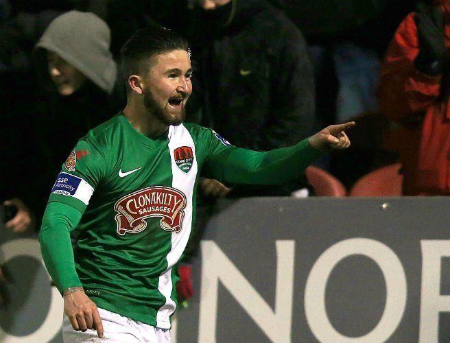 Seán Maguire (footballer) Late drama sees Cork beat Dundalk in FAI Cup Final Newstalk