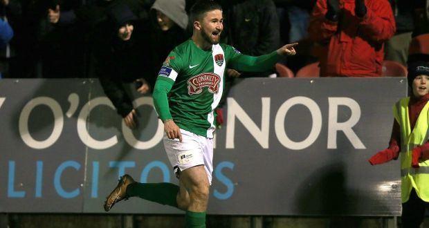 Seán Maguire (footballer) Sen Maguire continues dream start as Cork City beat Bohemians
