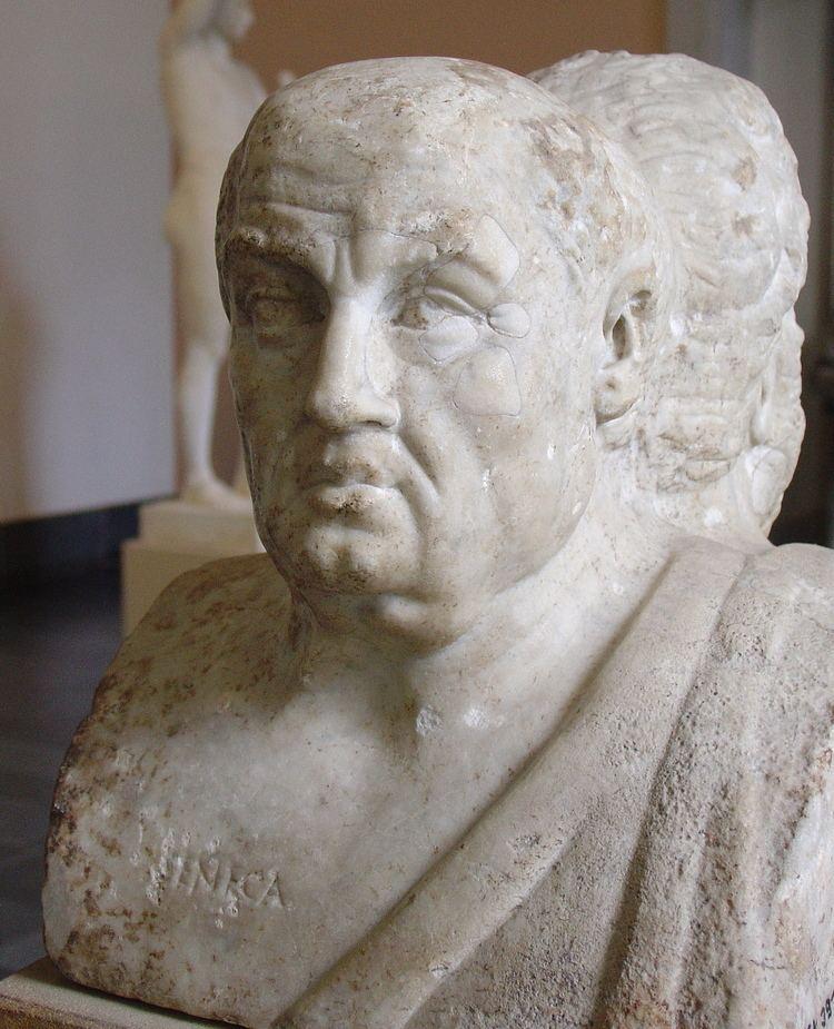 Seneca the Younger Seneca the Younger Wikipedia the free encyclopedia