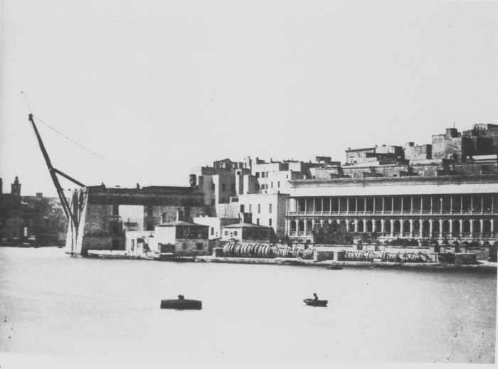 Senglea in the past, History of Senglea