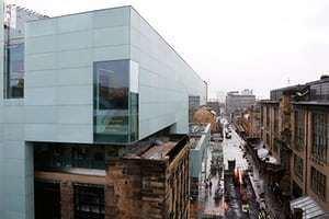 Seona Reid Glasgow School of Arts Reid Building in pictures Art and design