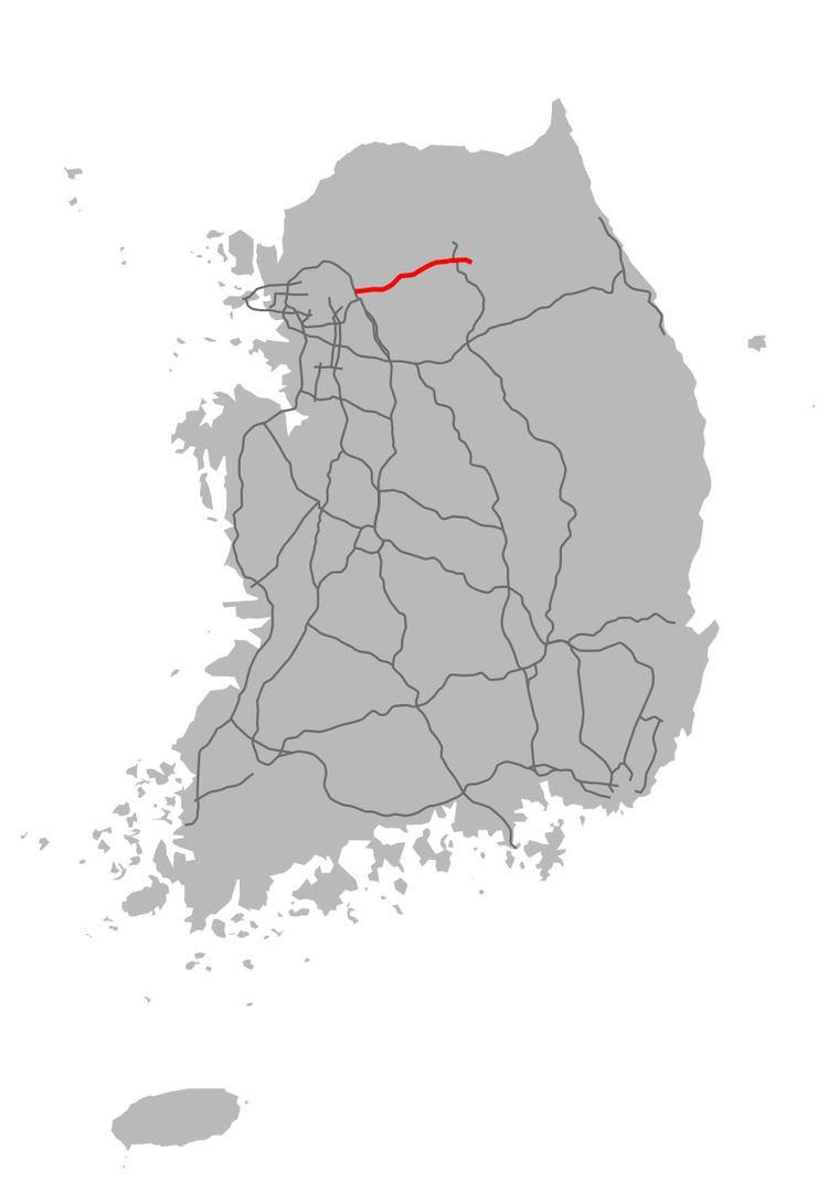 Seoul–Yangyang Expressway