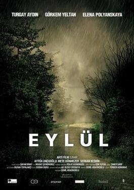 September (2011 film) movie poster